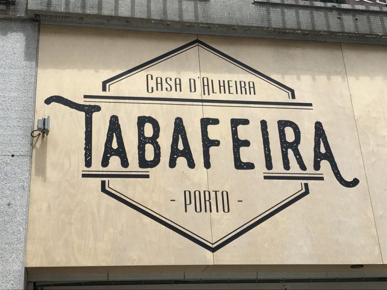 Tabafeira – Casa d'Alheira | Porto