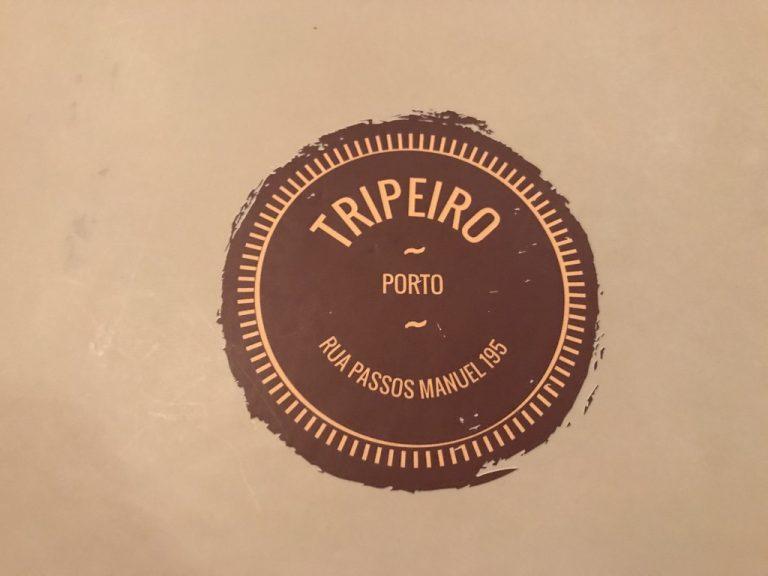 Restaurante Tripeiro | Porto