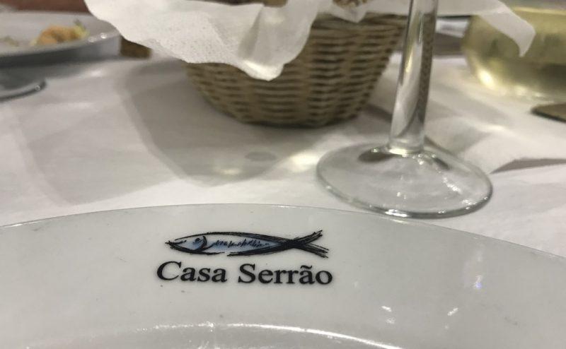 Casa Serrão | Matosinhos | Carapaus de Comida