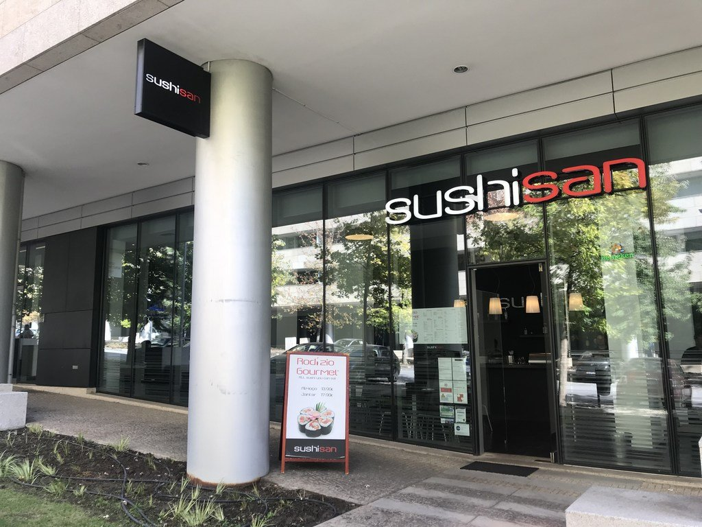 Sushisan | Sushi | Porto | Carapaus de Comida